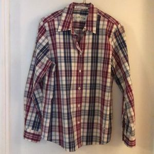 Orvis Sporting Traditions blouse New Size 8